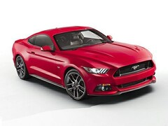 2015 Ford Mustang Coupe Not Specified