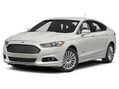 Used 2015 Ford Fusion SE Hybrid Sedan for sale in Tampa, FL