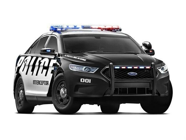 Used Police Vehicles For Sale >> Used 2015 Ford Sedan Police Interceptor For Sale At Sierra