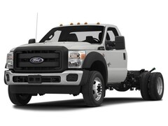 2015 Ford F-550 Chassis Not Specified