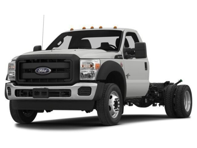 2015 Ford F550 Chassis Truck