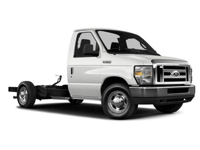 2015 Ford E350