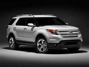 2015 Ford Explorer XLT Sport Utility
