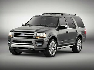 2015 Ford Expedition EL King Ranch 4WD  King Ranch