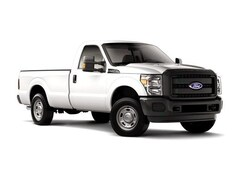 2015 Ford F-250 Super Duty XL 4x2 XL  Regular Cab 8 ft. LB Pickup