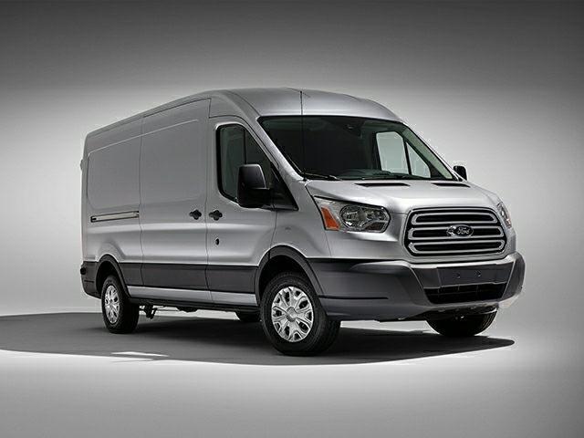 2015 Ford Transit-150 Wagon