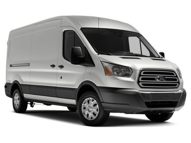 2015 Ford Transit-250 Base Van Low Roof Cargo Van