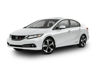 2015 Honda Civic Si Sedan
