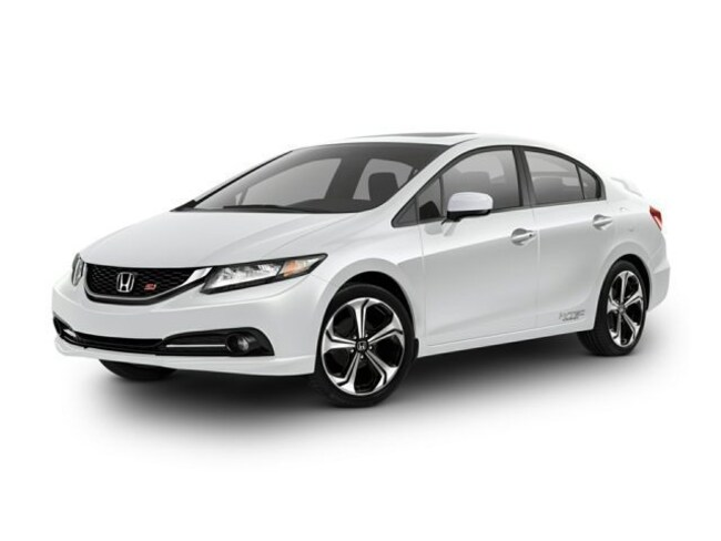 Used 2015 Honda Civic Si Sedan For Sale Near Hesperia CA