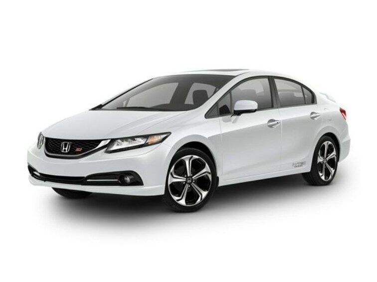 2015 Honda Civic Si Si  Sedan