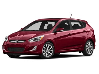 Used 2015 Hyundai Accent Hatchback Miami Area