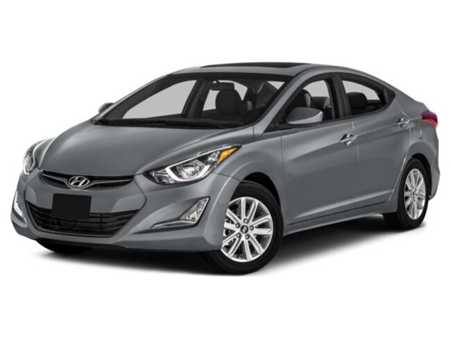 Used 2015 Hyundai Elantra SE Sedan Logan, UT