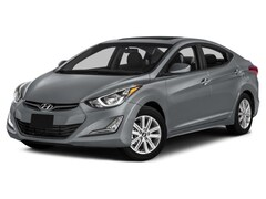 Bargain Used 2015 Hyundai Elantra Limited Sedan under $15,000 for Sale in Fredericksburg, VA