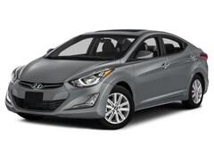 2015 Hyundai Elantra Limited w/PZEV Sedan
