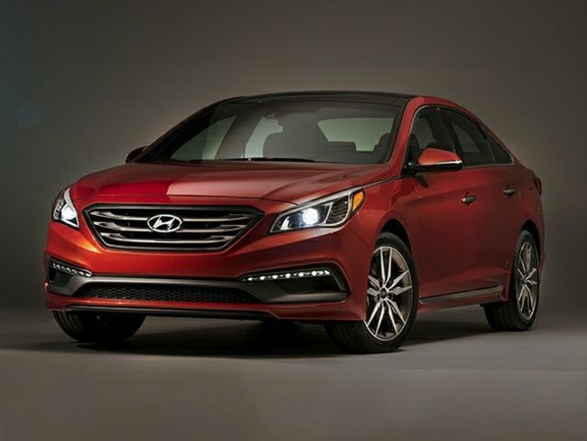 Used 2015 Hyundai Sonata Sedan For Sale Baton Rouge, LA