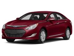 Used 2015 Hyundai Sonata Hybrid Sedan for sale near Oneonta, NY