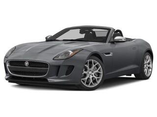 2015 Jaguar F-TYPE V6 Convertible