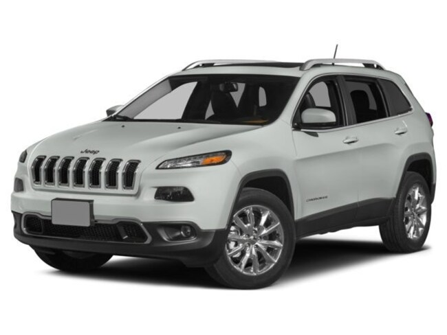 2015 Jeep Cherokee Latitude FWD SUV for sale in Sanford, NC at US 1 Chrysler Dodge Jeep
