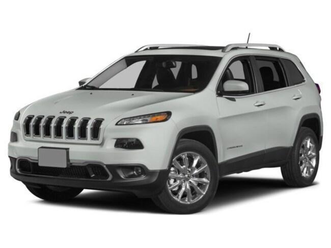 2015 Jeep Cherokee Latitude 4WD SUV