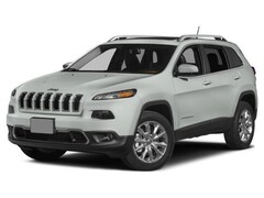 Used 2015 Jeep Cherokee Limited 4x4 SUV 1C4PJMDS8FW753229 P2281 serving Clarkston
