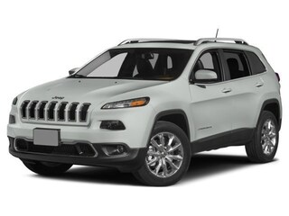 Used 2015 Jeep Cherokee Limited 4x4 SUV 51020A for sale in Greenfield