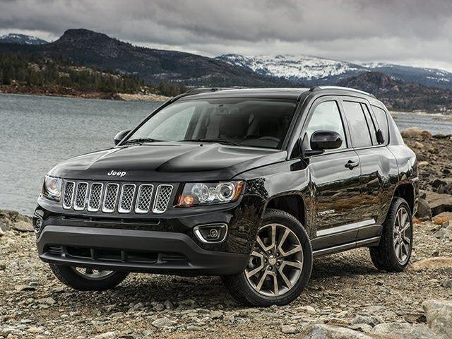 2015 Jeep Compass SUV