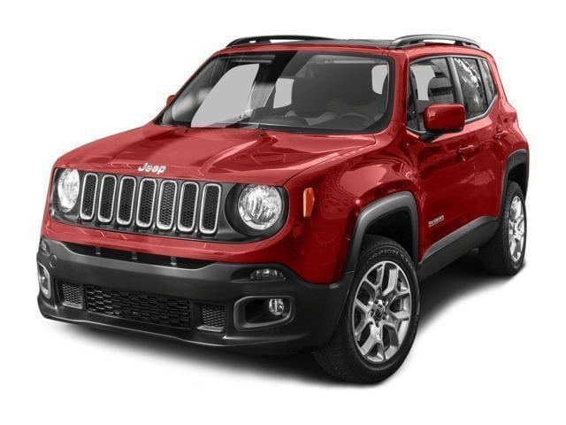 Used 2015 Jeep Renegade Latitude 4x4 SUV Canon City, CO