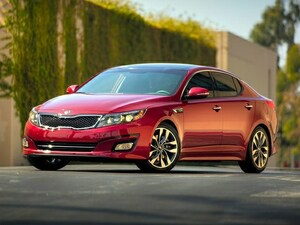 2015 Kia Optima EX FWD