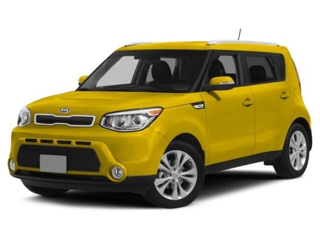 2015 Kia Soul Auto Wagon