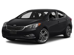 Used 2015 Kia Forte EX FWD Sedan KNAFX4A8XF5316144 LU2343 in State College, PA at Lion Country Kia
