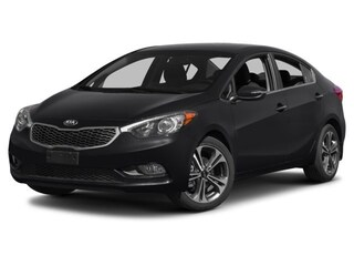 Used 2015 Kia Forte EX FWD Sedan KNAFX4A8XF5316144 LU2343 for sale near you in State College, PA