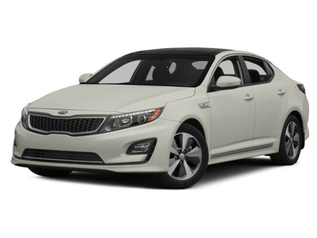 2015 Kia Optima Hybrid EX 4dr Car