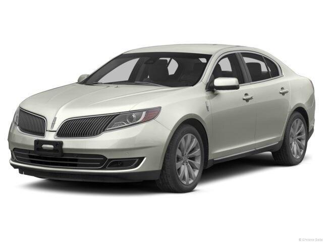 2015 Lincoln MKS Ecoboost Sedan