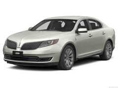 Used 2015 Lincoln MKS Ecoboost Sedan