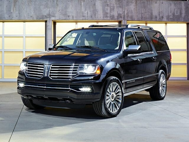 Used 2015 Lincoln Navigator L For Sale at Marmie Auto Group