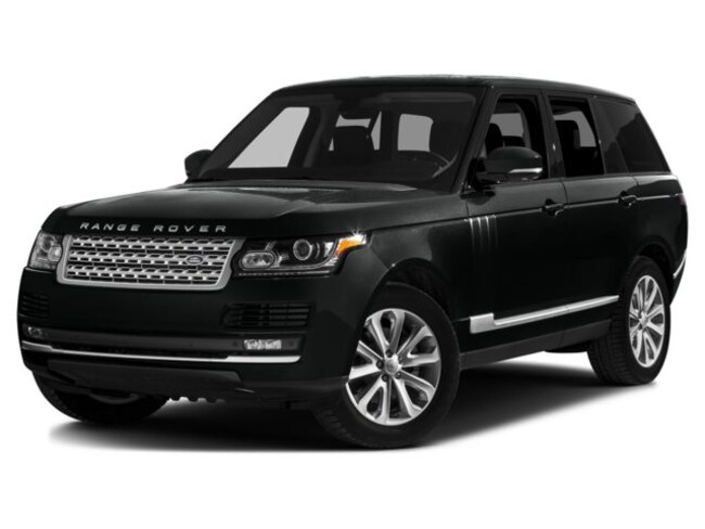 Used 2015 Land Rover Range Rover 3.0L V6 Supercharged HSE SUV Livermore, CA