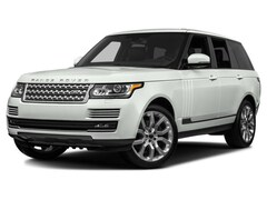 Used Vehicles for sale 2015 Land Rover Range Rover Supercharged SUV in Austin, TX