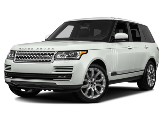 2015 Land Rover Range Rover 5.0 Supercharged Autobiography SUV