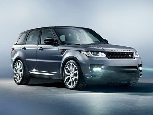 Certified Used 2015 Land Rover Range Rover Sport HSE SUV near Nashville