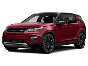2015 Land Rover Discovery Sport HSE Luxury 4D Sport Utility