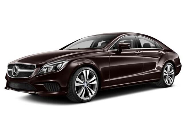 2015 Mercedes-Benz CLS-Class CLS 550 Sedan