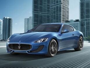 2015 Maserati GranTurismo Coupe
