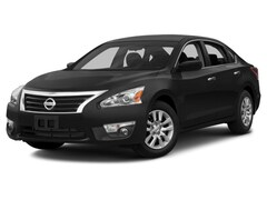 2015 Nissan Altima 2.5 Sedan I4 DOHC 16V 2.5L CVT with Xtronic A26581B