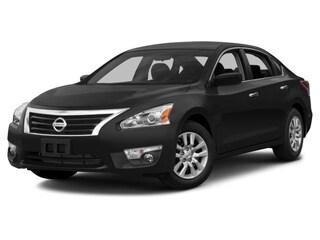 New 2015 Nissan Altima 2.5 S Sedan For Sale in Meridian, MS