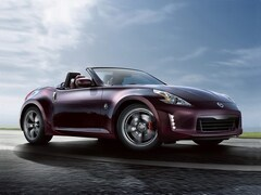 2015 Nissan 370Z Base Convertible