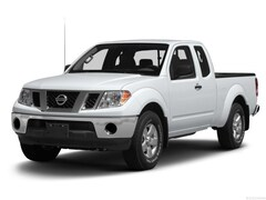 2015 Nissan Frontier 4WD King Cab Auto SV truck