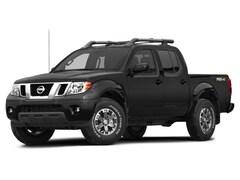 2015 Nissan Frontier Truck Crew Cab