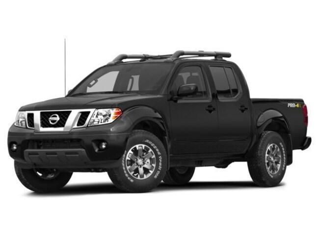 2015 Nissan Frontier PRO Truck Crew Cab