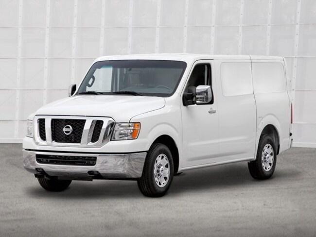 2015 Nissan Cargo Van