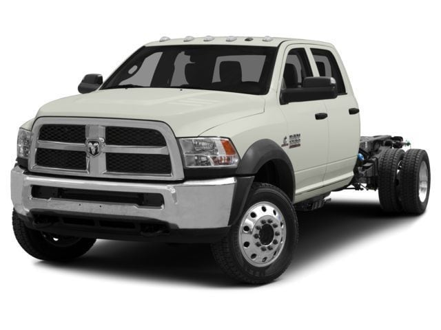 2015 Ram 3500 Chassis Truck Crew Cab